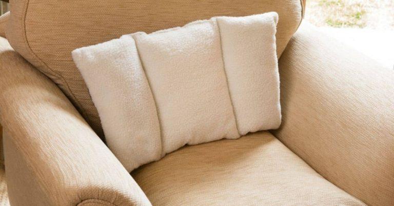 best lumbar support cushion for recliner